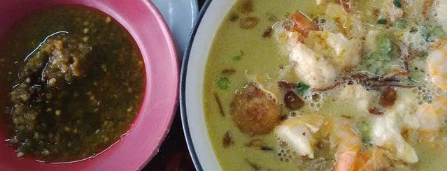 Soto udang galah medan akwang is one of Food!!.