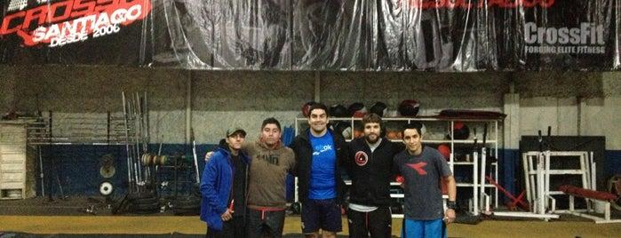 Crossfighter is one of Estadios y canchas - Chile.