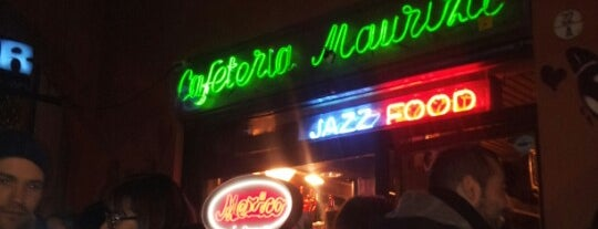 Bar Maurizio is one of Locais salvos de Mattia.