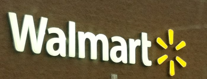 Walmart Supercenter is one of Brittany 님이 좋아한 장소.