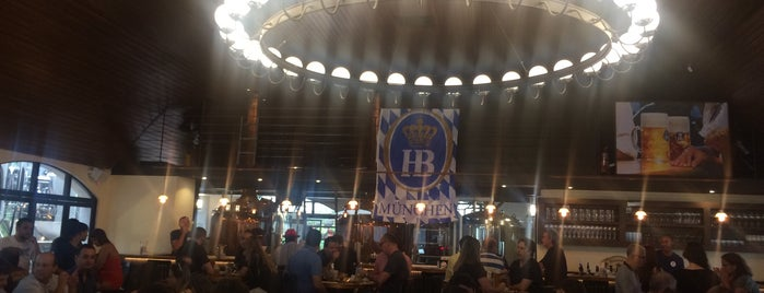 Hofbräuhaus Belo Horizonte is one of BH.