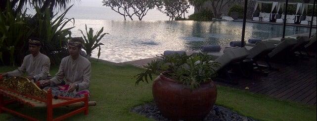 BVLGARI Resort Bali is one of Kuta — Jimbaran.