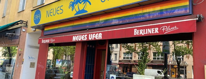 Neues Ufer is one of Berlin.