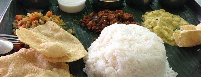 Ananda Bhavan Restaurant is one of Vegan and Vegetarian.
