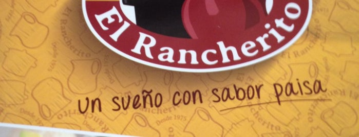 El Rancherito is one of Locais curtidos por Sabrina.