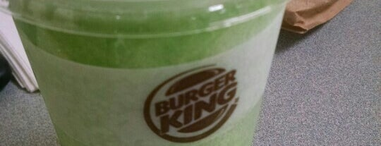Burger King is one of Lugares guardados de Ike.