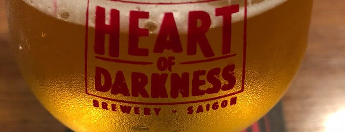 Heart Of Darkness is one of Vietnam.