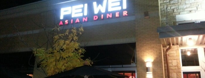 Pei Wei is one of Gluten free.