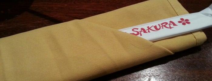 Sakura Japanese Steak, Seafood House & Sushi Bar is one of Orte, die Will gefallen.