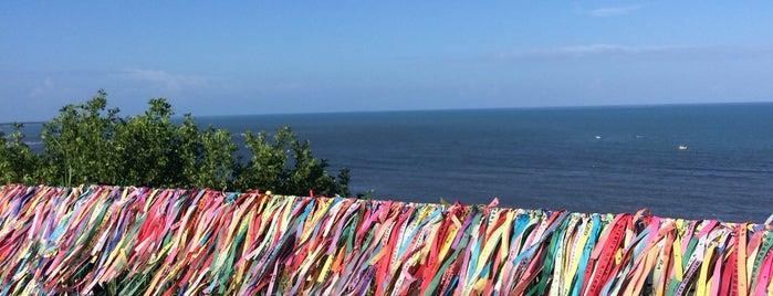 Vista Para Praia- Farol is one of Lugares favoritos de Kleber.