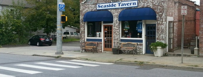 Seaside Tavern is one of Live Music.