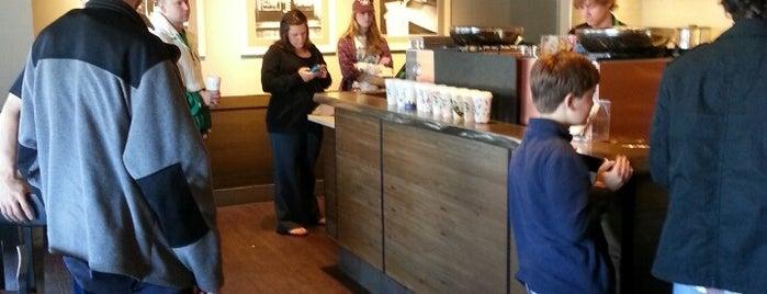 Starbucks is one of Rich 님이 좋아한 장소.