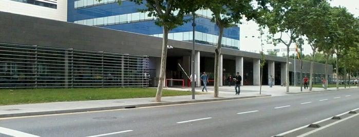 Comisaría de la Policía Nacional is one of Barcelona.