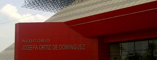 Auditorio Josefa Ortíz de Domínguez is one of Querétaro :).