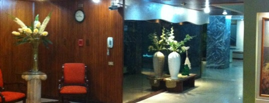 Hotel Suite Ucaima is one of Posti che sono piaciuti a Maria Gabriela.