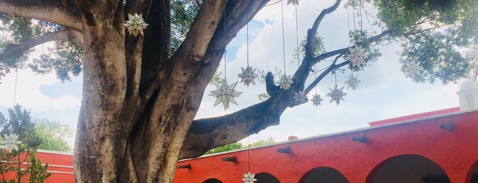 Fiesta Americana Hacienda Galindo is one of Posti che sono piaciuti a Jorge.