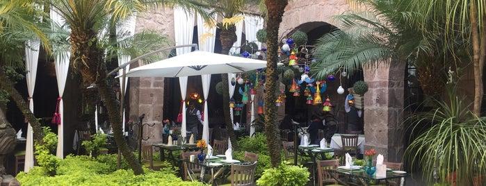 Café Hotel de la Soledad is one of Posti salvati di Jorge.