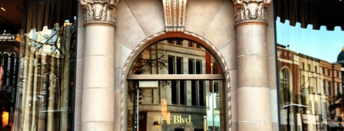 THE Blvd is one of Usa.