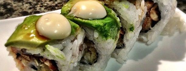 Raku Sushi is one of CC'ın Beğendiği Mekanlar.