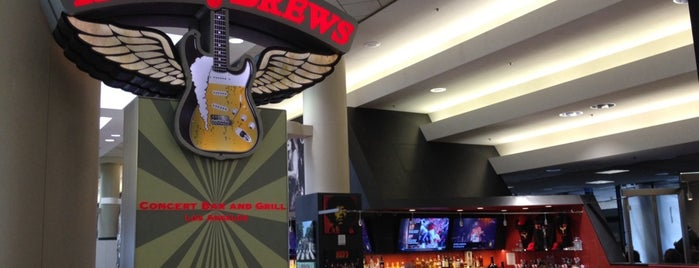 Rock & Brews LAX is one of Random Stuff.