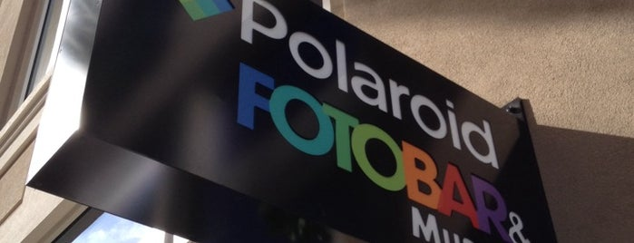 Polaroid Fotobar is one of Places To Visit In Las Vegas.
