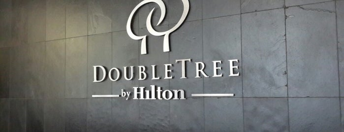 DoubleTree by Hilton Hotel Novosibirsk is one of Nikolasさんのお気に入りスポット.
