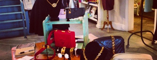 Satine Boutique is one of Shopping in Los Angeles.