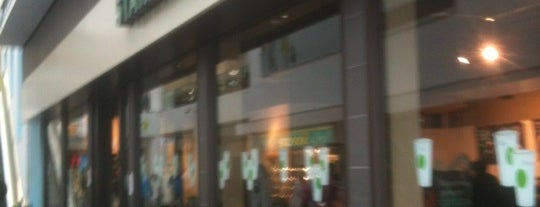Starbucks is one of Southampton.