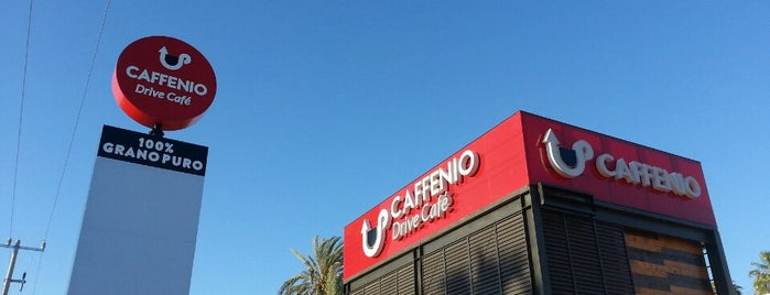 CAFFENIO Reforma is one of Lugares guardados de Martin.