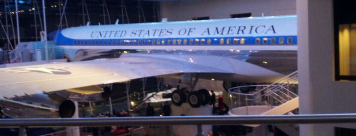 Ronald Reagan Presidential Library and Museum is one of Aviation.