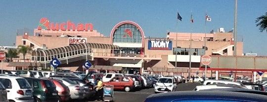 Auchan is one of Sardinien.