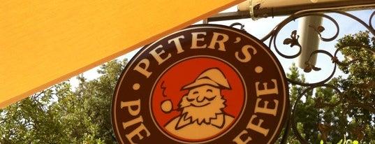 Peter's is one of Mikhail : понравившиеся места.