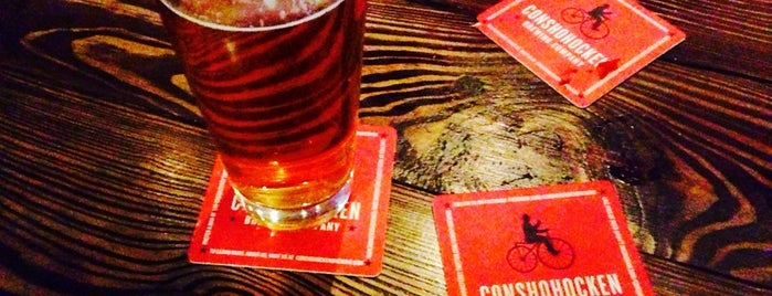Conshohocken Brewing Company is one of Bars&rest in Philly.