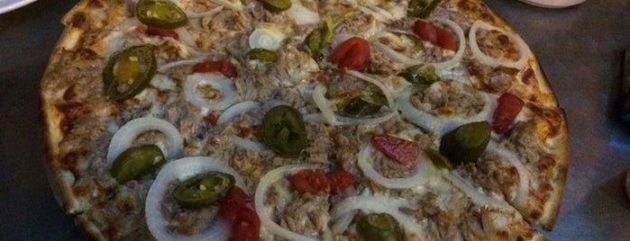 Pizza Uno is one of Lugares guardados de Neco.