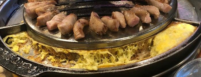 Baekjeong Bbq is one of Posti che sono piaciuti a Yodpha.