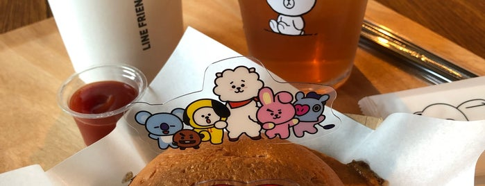 LINE FRIENDS Cafe is one of Seul.