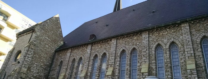 Centenary United Methodist Church is one of B David 님이 좋아한 장소.
