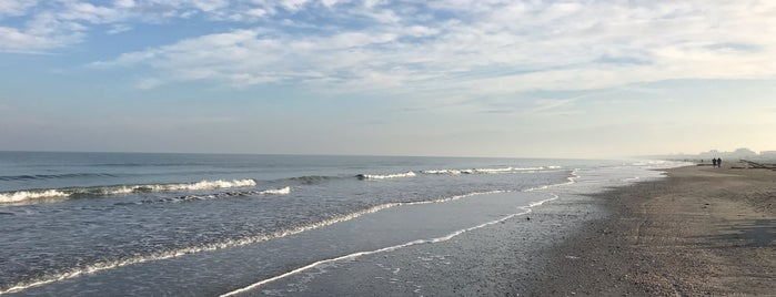 Spiaggia Di Cervia is one of Posti che sono piaciuti a Mik.