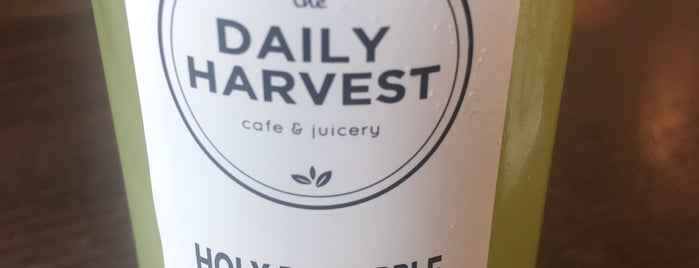 Daily Harvest Cafe & Juicery is one of Food.
