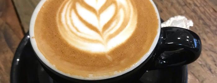 Blackbird Espresso is one of Orte, die Klaus gefallen.