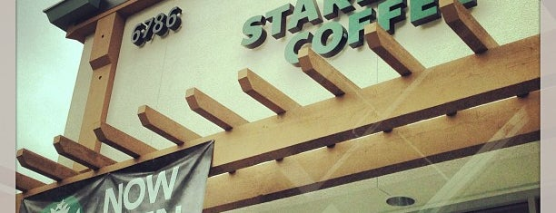 Starbucks is one of Locais curtidos por ScottySauce.