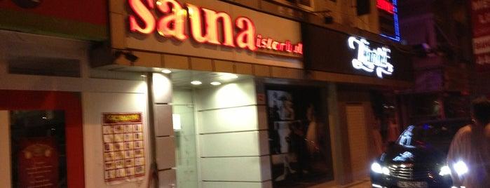 İstanbul Sauna is one of sauna spa masaj.