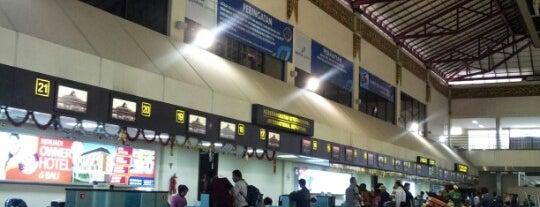 Juanda International Airport (SUB) is one of Characteristic of Surabaya.