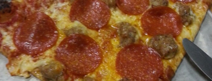 Times Square Pizza is one of Milwaukee's Best Pizza - 2013.