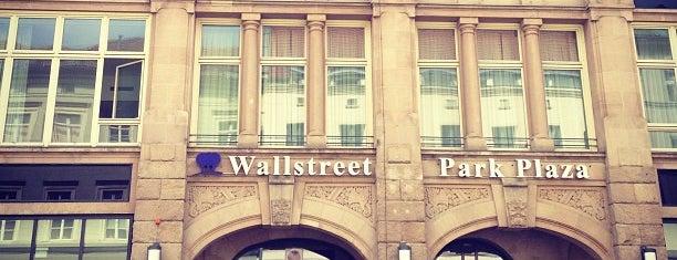 Park Plaza Wallstreet Berlin is one of Free wi-fi venues.