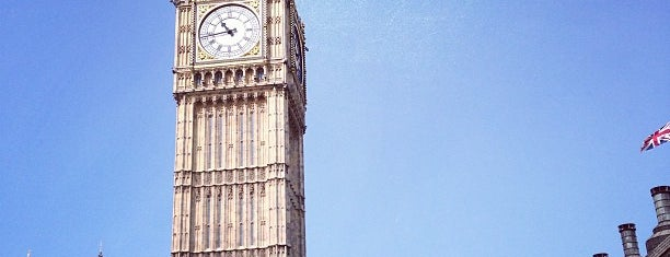 Elizabeth Tower (Big Ben) is one of London - All you need to see!.