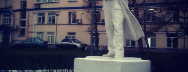 ДЦ «Калибр» is one of Locais curtidos por Dmitriy.