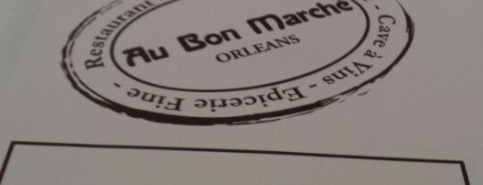 Au Bon Marché is one of Tomek 님이 좋아한 장소.