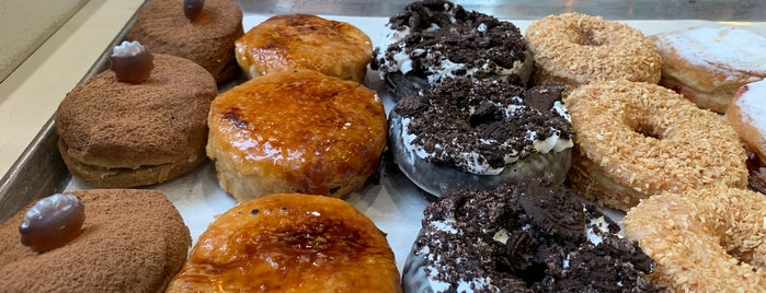 Kane's Donuts is one of Boston 2018/19.