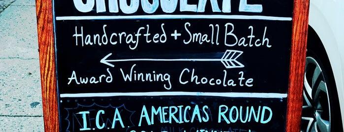 Fruition Chocolate is one of Posti che sono piaciuti a C F.